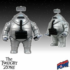 Twilight Zone 3.75 Inch Action Figure Invader Pre-Order ships August