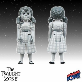 Twilight Zone 3.75 Inch Action Figure Talky Tina Pre-Order ships August