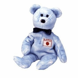 Ty Beanie Baby 2000 Nipponia the bear
