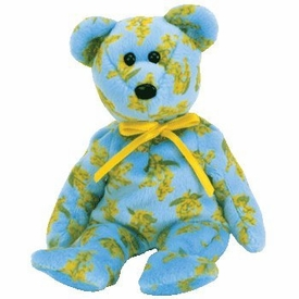 Ty Beanie Baby Asia Pacific Exclusive Ocker the Bear