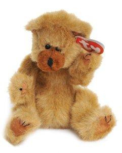 Ty Beanie Baby Attic Treasures Cody the Bear