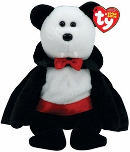 Ty Beanie Baby Baron Van Pyre the Bear