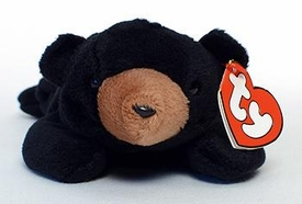 Ty Beanie Baby Blackie the Bear