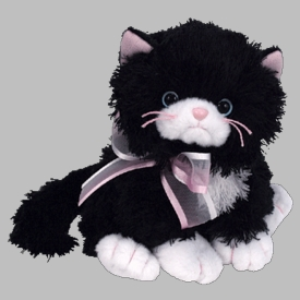 Ty Beanie Baby Cabaret the Cat