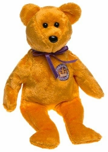 Ty Beanie Baby Celebrations the Golden Jubilee Bear