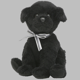 Ty Beanie Baby Chaser the Dog