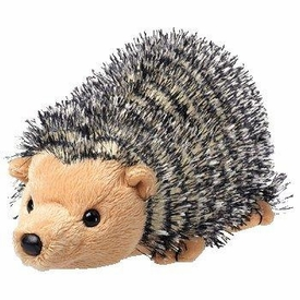 TY Beanie Baby Chuckles the Hedgehog