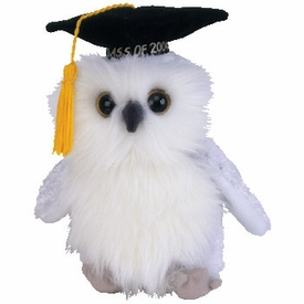 Ty Beanie Baby Class of 2004 the Owl
