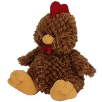 Ty Beanie Baby Clucky The Rooster