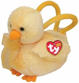 Ty Beanie Baby Cool Chick the Duckling Purse