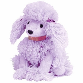 Ty Beanie Baby Demure the Poodle Dog