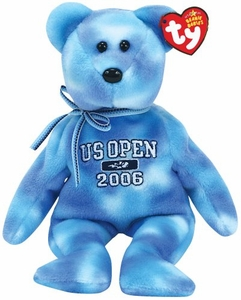 Ty Beanie Baby Deuce the Bear