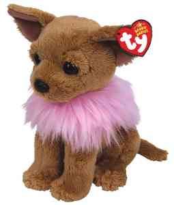 Ty Beanie Baby Divalectable the Dog