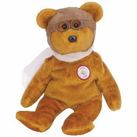 Ty Beanie Baby Exclusive  Brown Bearon the Bear