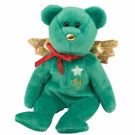 Ty Beanie Baby Gift the Green Bear