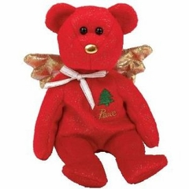 Ty Beanie Baby Gift the Red Bear