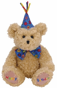 Ty Beanie Baby Happy Birthday the 2006 Bear