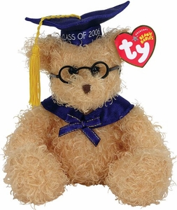 Ty Beanie Baby Honors the Graduation Bear