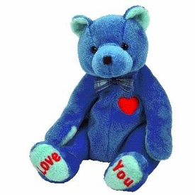 Ty Beanie Baby Internet Exclusive Dad-e the Bear