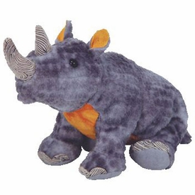 Ty Beanie Baby Internet Exclusive Nami the Rhino