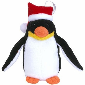 Ty Beanie Baby Jingle Beanies Zero the Penguin