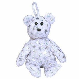 Ty Beanie Baby Jingle The Beginning Bear