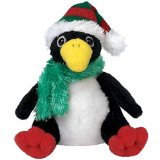Ty Beanie baby Jingle Beanies Toboggan the Penguin