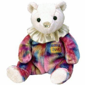 Ty Beanie Baby June the Birthday Bear