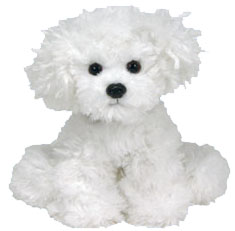 Ty Beanie Baby Lollipup the Puppy Dog