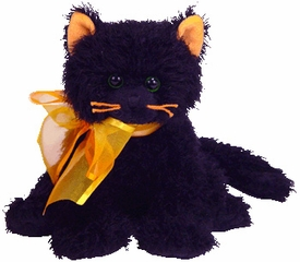 Ty Beanie Baby Moonlight the Cat