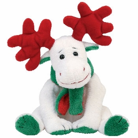 Ty Beanie Baby Moosletoe the Moose