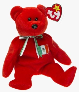 Ty Beanie Baby Osito the Bear