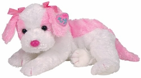 Ty Beanie Baby Pinkys Paradise the Pinky Dog