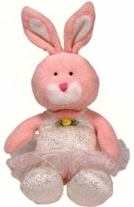 Ty Beanie Baby Pique the Bunny