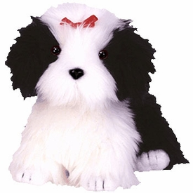 Ty Beanie Baby Poofie the Dog