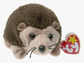 Ty Beanie Baby  Prickles The Hedgehog