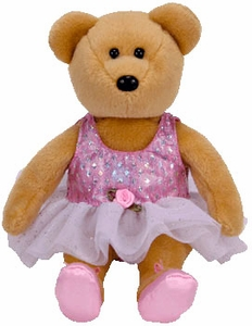 Ty Beanie Baby Prima the Bear