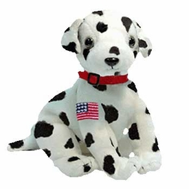 Ty Beanie Baby Rescue the Dog