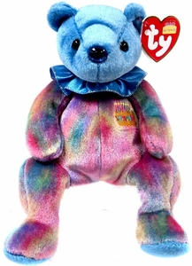 Ty Beanie Baby September the Birthday Bear