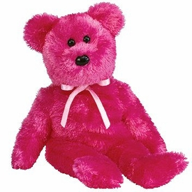 Ty  Beanie Baby Sherbert the Pink Bear