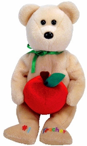 Ty Beanie Baby Store Exclusive #1 Teacher Bear
