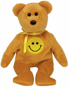 Ty Beanie Baby Store Exclusive Dimples the Bear