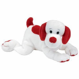 Ty Beanie Baby Sugar-Pie and Honey-Bun the Dog