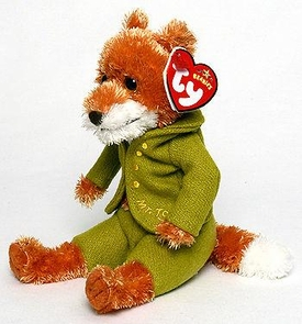 Ty Beanie Baby The Tale of Mr. Tod the Fox
