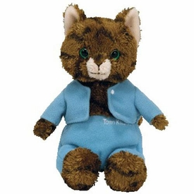 Ty Beanie Baby Tom Kitten the Kitten