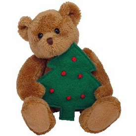 Ty Beanie Baby  Twinkling Teddy Bear Jingle Beanie Baby