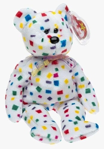 Ty Beanie Baby Ty 2K the Bear
