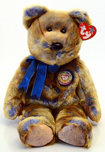 Ty Beanie Buddy Clubby III the Bear