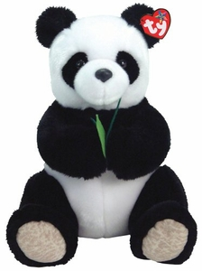 Ty Beanie Buddy Li Mei the Panda Bear