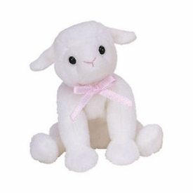 Ty Beanie Buddy Lullaby the Lamb